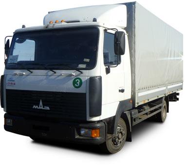 МАЗ-437130-332 Зубренок