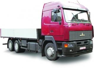 Бортовые автомобили МАЗ-6312А8-320-015