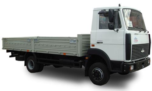 МАЗ-437043-328 Зубренок