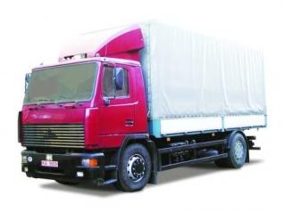 Бортовой автомобиль МАЗ-5340А5-320-010