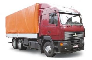Бортовые автомобили МАЗ-6312А8-320-010