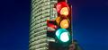 Борьба светофоров с пробками в Москве