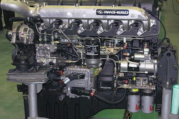 двигатель маз 5440 двигатель renault