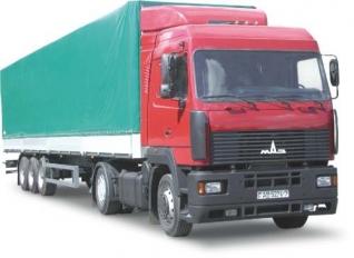 Седельный тягач МАЗ 5440А5-330-000