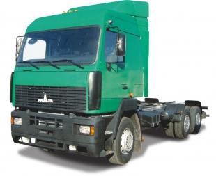Седельный тягач МАЗ 6430А5-370-020