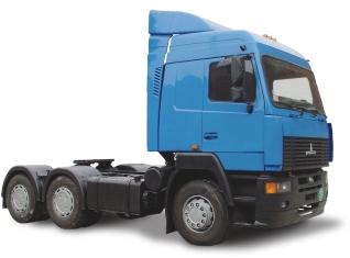 Седельный тягач МАЗ-6430А8-360-010